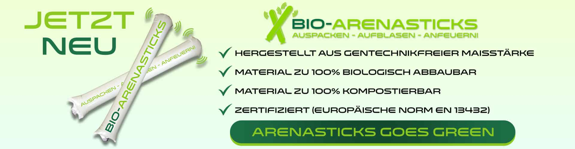klatschstangen biologisch abbaubar kompostierbar 1
