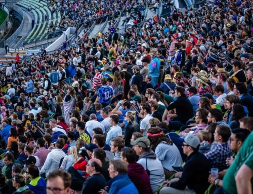 Klatschstangen für Oktoberfest 7s – Das Rugby Turnier der Weltelite
